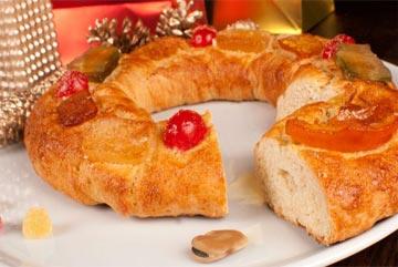 Roscón de Reyes para intolerantes: una receta para que todos disfruten