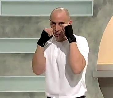 ¿Cómo realizar un entrenamiento de boxeo en casa? Con ictiva es fácil