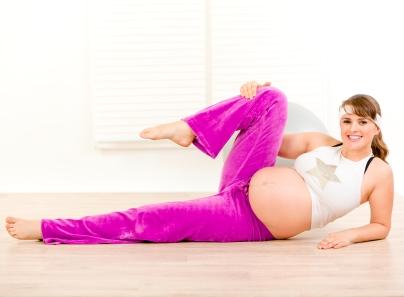 El corazón del bebé es más fuerte en embarazadas que hacen ejercicio