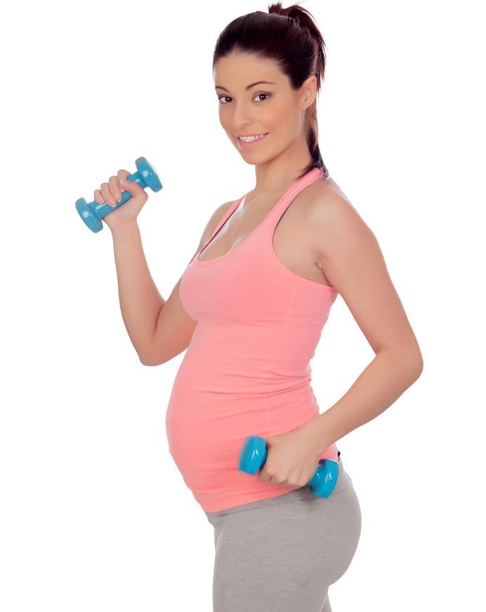 ¿Qué ejercicios puedo realizar estando embarazada?