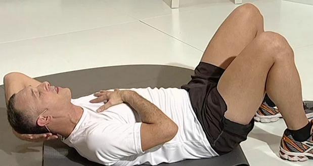 como eliminar la grasa del abdomen con ejercicios