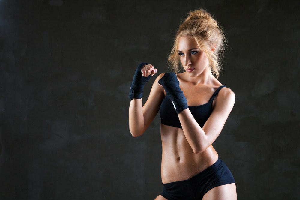 Ponte en forma con esta tabla de ejercicios combat para hacer en casa - Ponerse en forma en casa ...