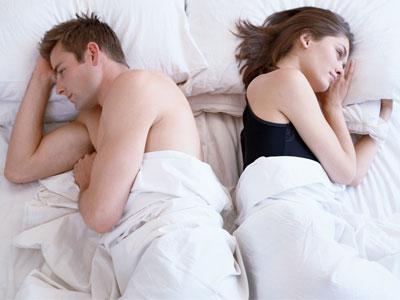 Insatisfacción, uno de los principales problemas del sexo en pareja