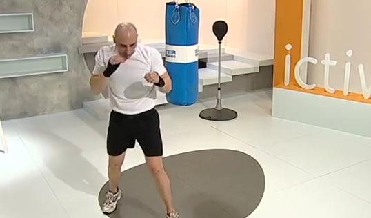 Entrenamiento de boxeo sirve para adelgazar