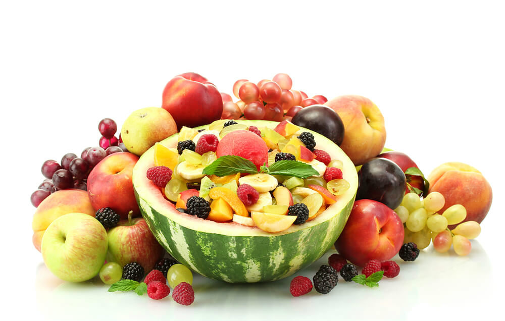 cuales alimentos son bajos en carbohidratos
