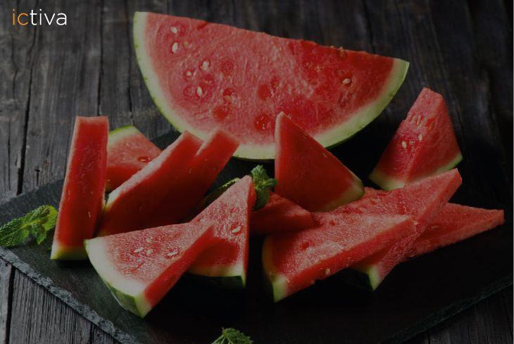 Alimentos para hidratarte post entrenamiento