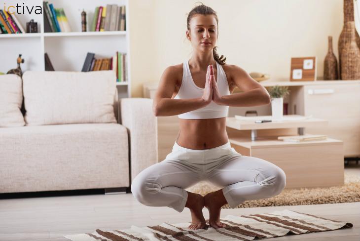 Mejora las relaciones sexuales con posturas de yoga, haz estas asanas