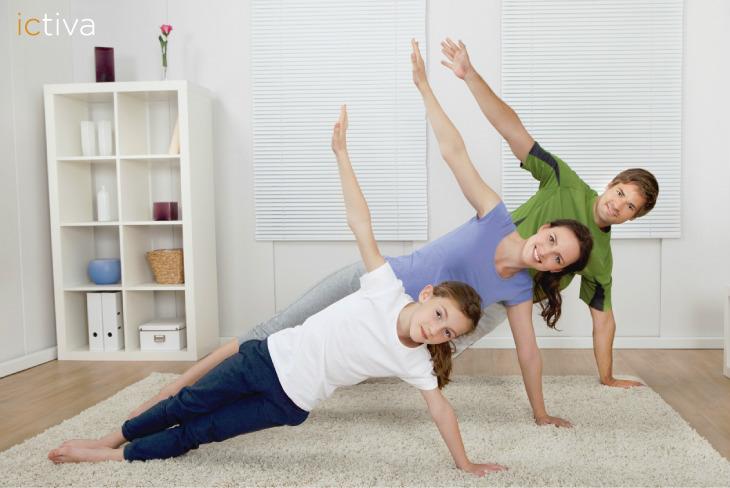Pilates en Familia