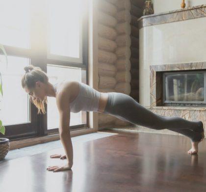 Rutina de 4 ejercicios para tonificar el pecho: ¡hazla en casa!