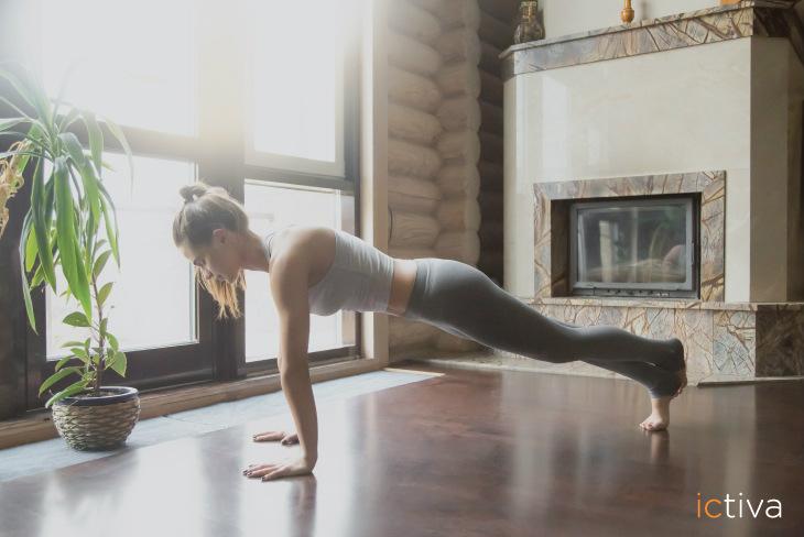 Rutina de 6 ejercicios para tonificar el pecho: ¡hazla en casa!