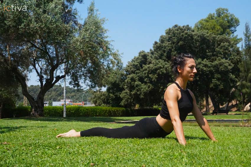 Pilates para principiantes para adelgazar