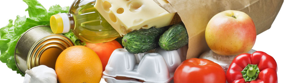 Learn why the diet starts at the supermarket and how to eat healthy