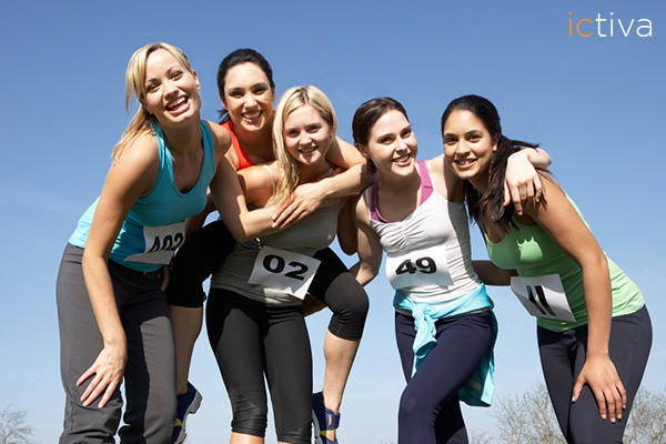 El placer en el deporte: hacer ejercicio diario nos hace sentir bien