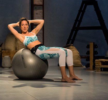 Fitball: Los ejercicios que te permiten ponerte en forma