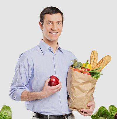 Alimentos para no sentirse pesado o hinchado, inclúyelos a tu dieta