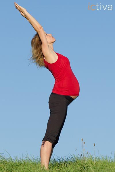 ¿Cómo acabar con el dolor de espalda de las mujeres embarazadas?