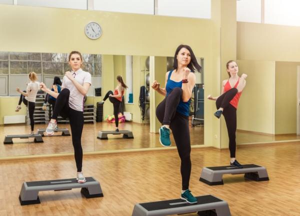 Beneficios del Step ¿Tienes dudas sobre si este deporte es para ti?