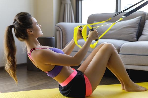 Ejercicios de piernas con TDS: 7 ejercicios para el tren inferior