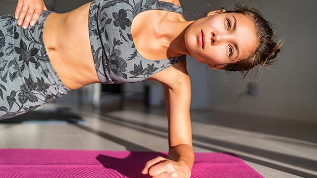ejercicios para los antebrazos en casa