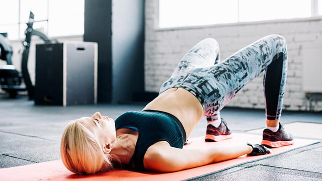 Ejercicios para fortalecer los flexores de caderas