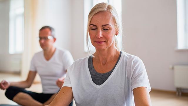 meditación para deportistas