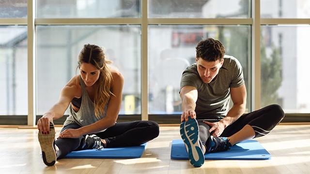 Errores a evitar después de entrenar
