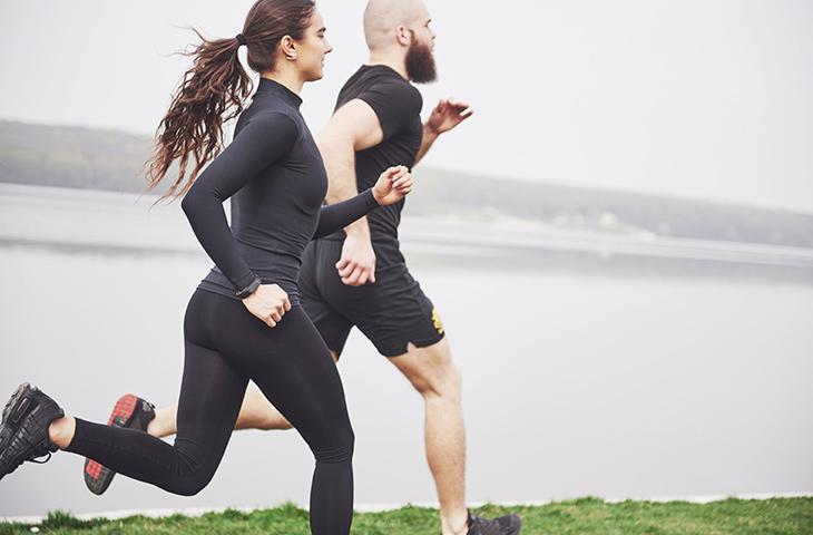 Deporte en pareja, garantía de éxito