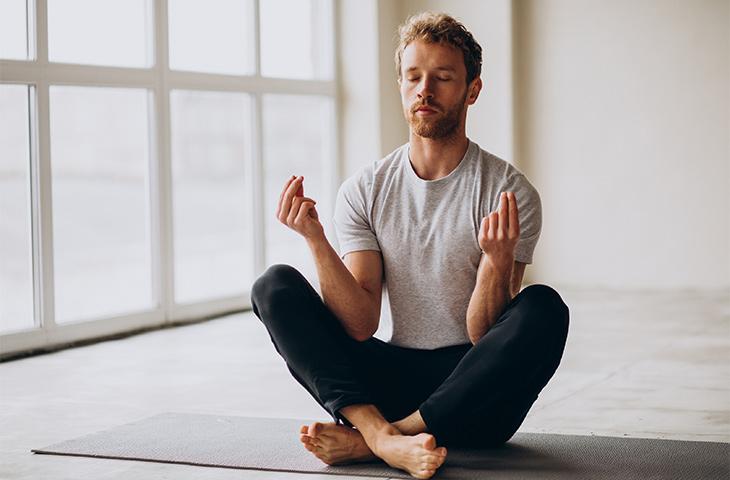 Material para practicar yoga