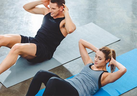 Aerobic step gimnasia en casa para bajar de peso